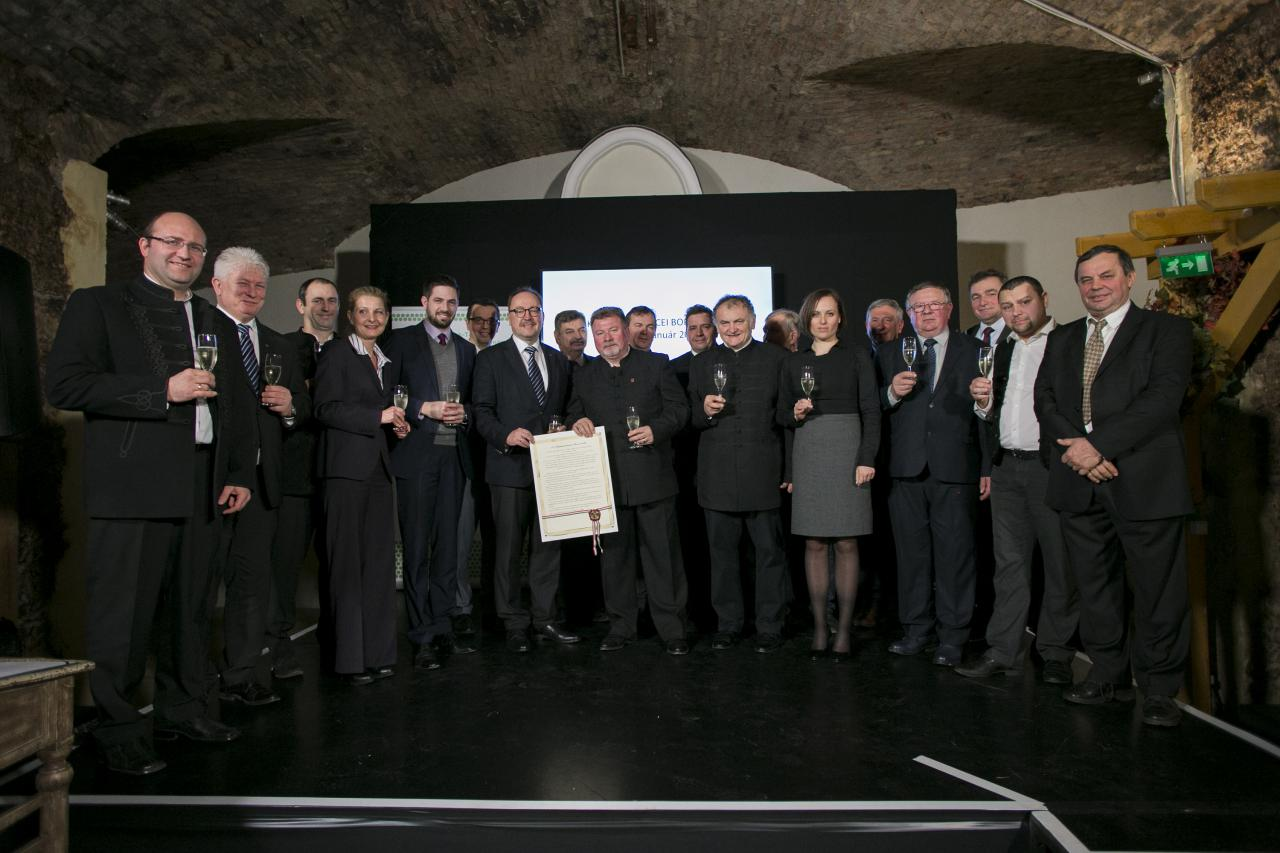 II. Kárpát-medencei Borszerződés - összefogás Budafokon a magyar borvidékek és a borkultúra fejlesztéséért