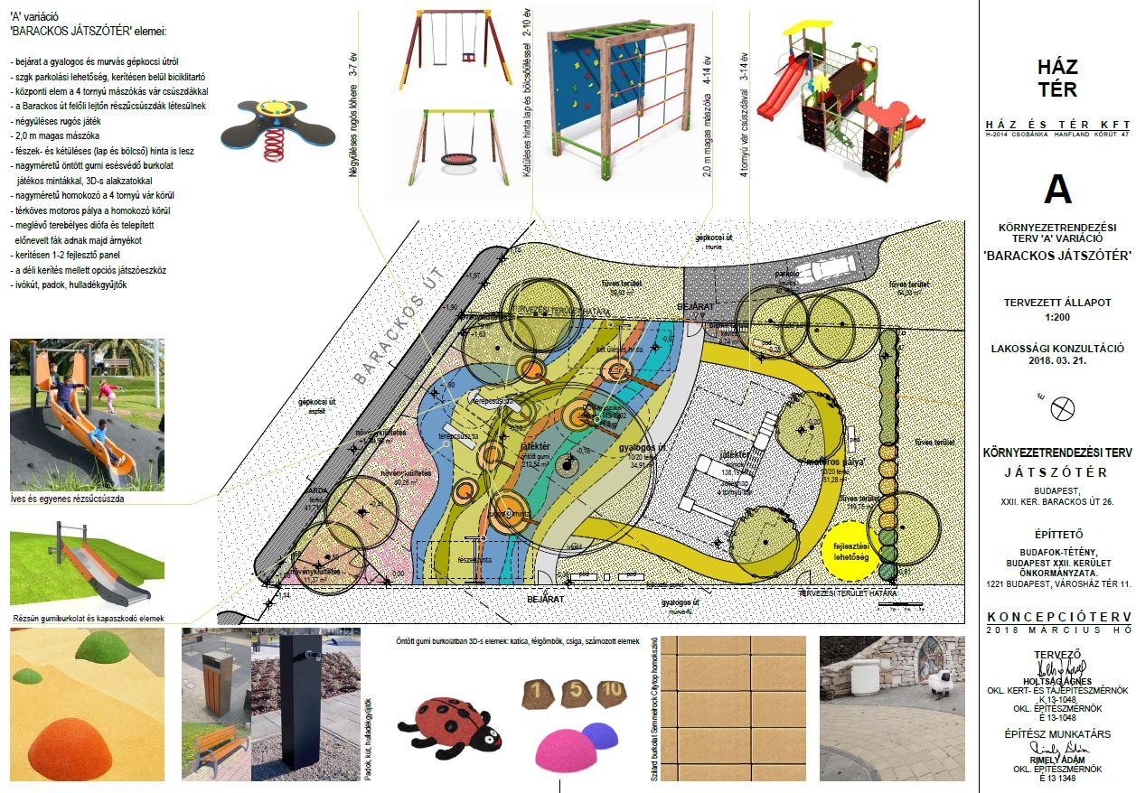 Elindult az óhegyi játszótér építése